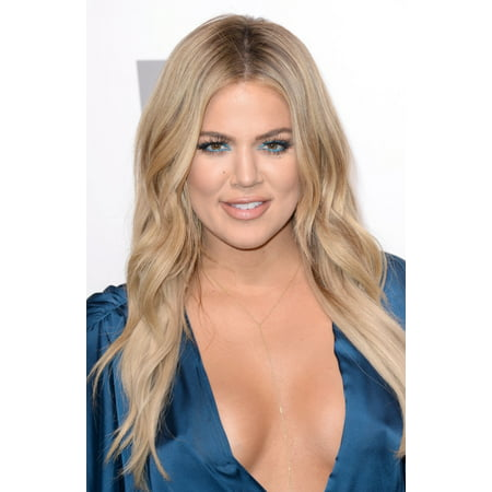 Khloe Kardashian At Arrivals For 2015 Nbc Universal Cable Entertainment Upfront   Part 2 Rolled Canvas Art     8 X 10