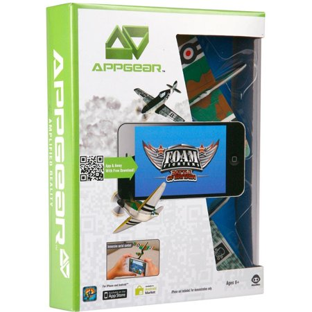 Appgear Foam Fighters   Battle Of Britain  Multiplayer Mode For Up To 8 People By Wow Wee
