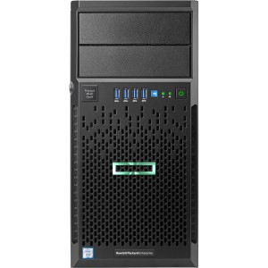 HPE ProLiant ML30 G9 4U Tower Server - 1 x Intel Xeon E3-1240 v6 Quad-core