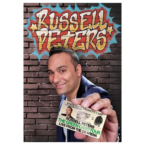 Russell Peters: The Green Card Tour - Live from The O2 Arena (2011)