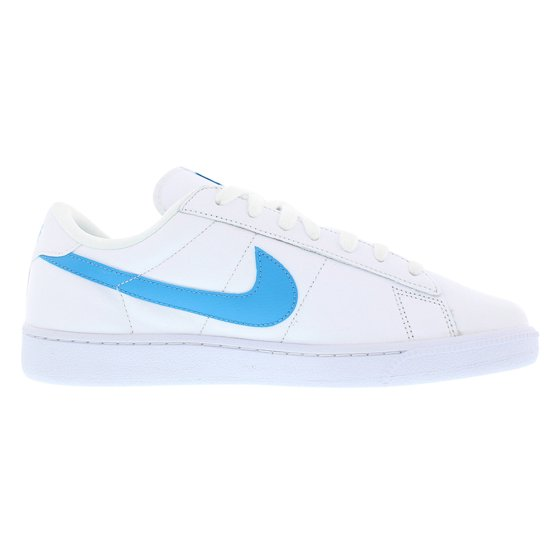 053c91f7fa386 Nike Men's Tennis Classic White/Orion Blue Ankle-High Suede Fashion ...