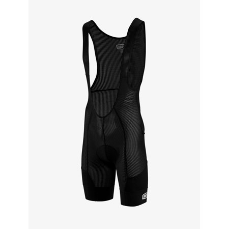 100% Percent Men's Revenant Bib Cycling Short Liner - 49900 (Black - XL) ()