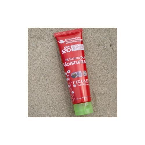 Dry Skin Moisturizer - SPF 20 True Natural 3.0 oz Cream