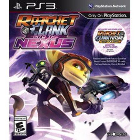 Ratchet & Clank Into the Nexus - Playstation 3