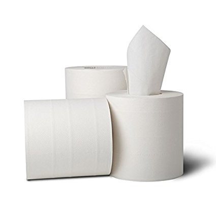 safepro cfrtw white center pull roll paper towels disposable hand towels in a - Disposable Hand Towels