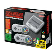 Super Nintendo Entertainment System SNES Classic Edition with Games Included