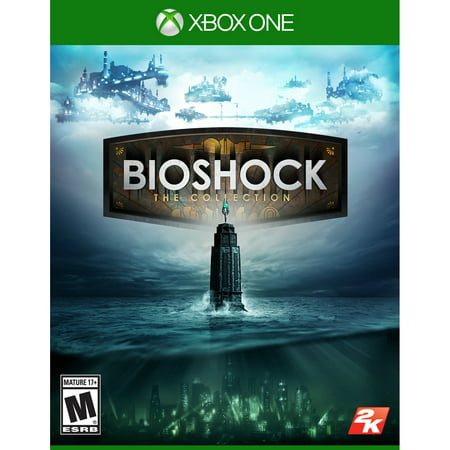 BioShock: The Collection (Pre-Owned), 2K, Xbox One, 886162559316 ()