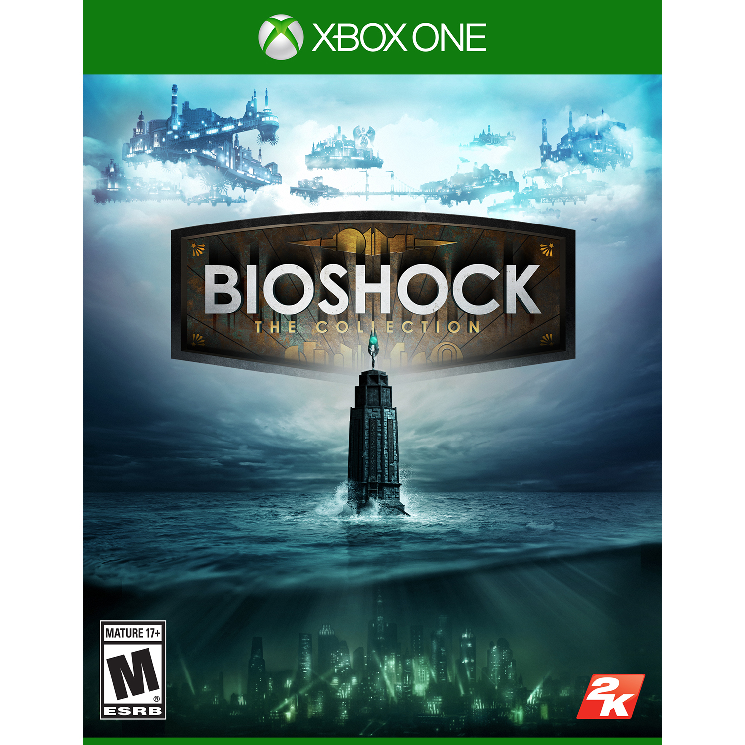 BioShock: The Collection (Pre-Owned), 2K, Xbox One, 886162559316