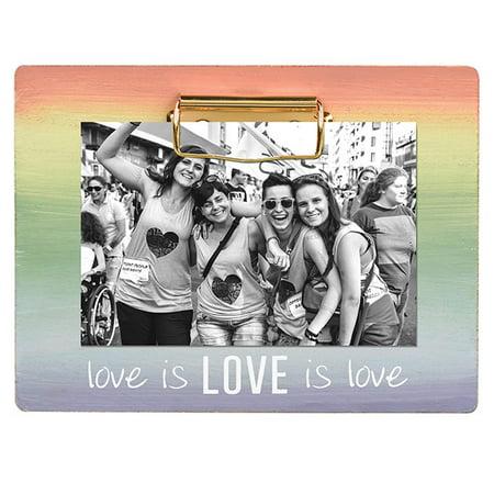 Grassland Road Love Is Love Clip Frame](Grasslands Road Halloween)