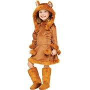 morris costumes fw121722lg sweet fox child 12 14