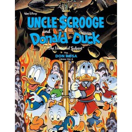 Walt Disney Uncle Scrooge and Donald Duck the Don Rosa Library Vol. 6 :