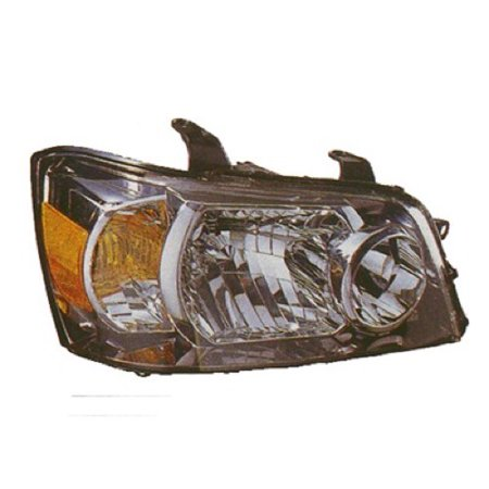 2006 Headlight Covers - Go-Parts » 2004 - 2006 Toyota Highlander Front Headlight Headlamp Assembly Front Housing / Lens / Cover - Left (Driver) Side 81170-48280 TO2502151 Replacement For Toyota Highlander