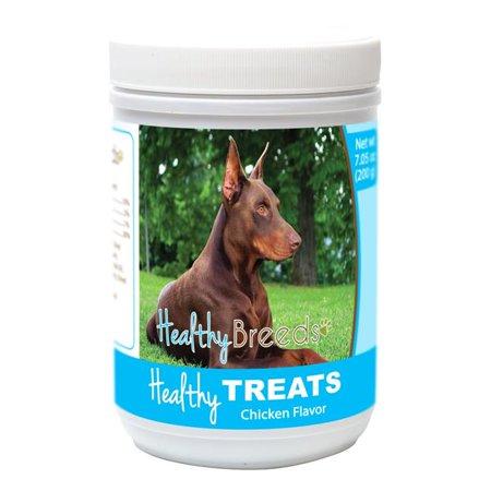 Doberman Pinscher Healthy Soft Chewy Dog Treats,