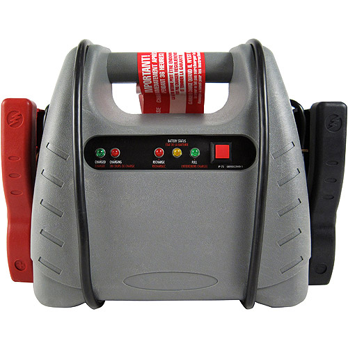 Schumacher Instant Power, 500 Peak Amp Jump Starter