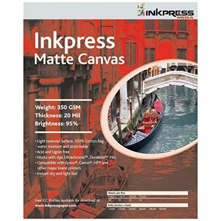 Inkpress Media 350Gsm 20Mil  95  Bright Quality Paper   Acw851110