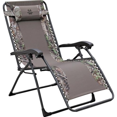 Enjoyable Seasonal Trends Outdoor Expressions F4341G31Oxrt Realtree Camo Relaxer Chair Creativecarmelina Interior Chair Design Creativecarmelinacom
