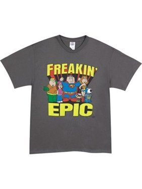 fdadf0a37e0 Family Guy Mens T-Shirts - Walmart.com