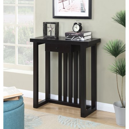 Newport Console - Convenience Concepts Newport Mission Console Table