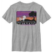 Dora the Explorer Boys' Vamanos Sunset T-Shirt
