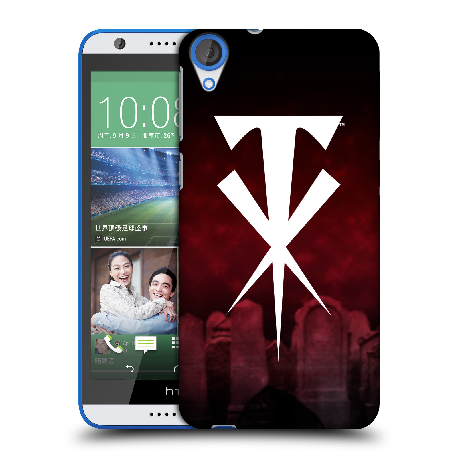 OFFICIAL WWE THE UNDERTAKER HARD BACK CASE FOR HTC PHONES 1