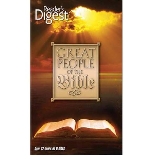 Reader's Digest: Great People Of The Bible