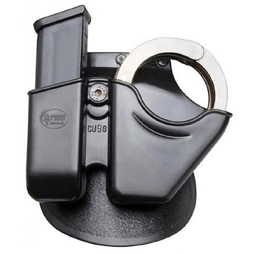 Fobus Handcuff-Magazine Combo Case Glock 10mm, .45 cal by Fobus