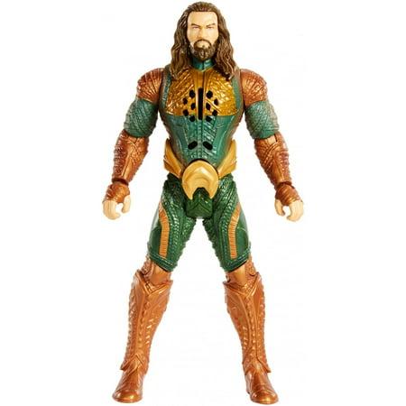 DC Justice League Talking Heroes Aquaman 6