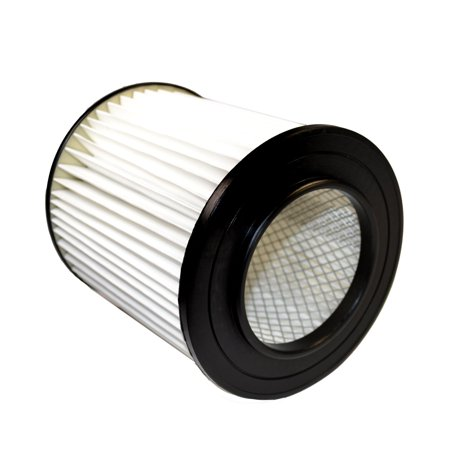 """HQRP 7"""" Filter for Vroom FC25, FC35C, FC55, FC65, FC65C H-P Central Vacuum Systems, 8106-01 Replacement + HQRP Coaster - image 1 de 4"""