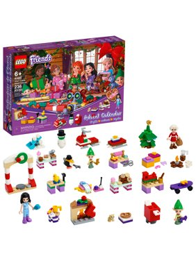 LEGO Friends Advent Calendar 41420 Building Toy for Kids; Cool 2020 LEGO Advent Calendars (236 Pieces)