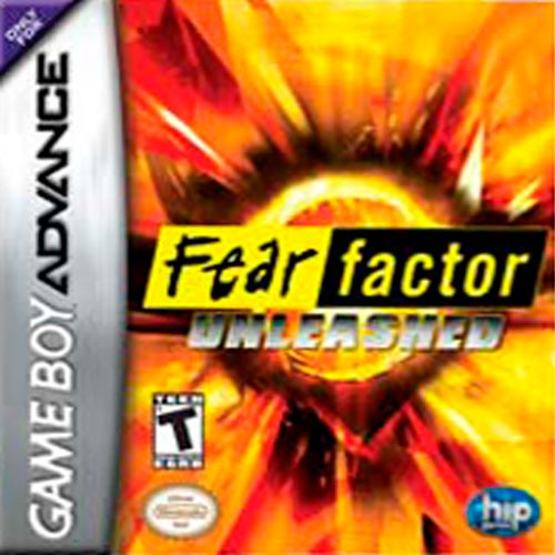 Fear Factor Unleashed GBA
