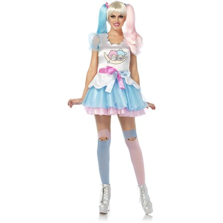 Leg Avenue Little Twin Stars Dress (Small) - Twins Costumes Ideas