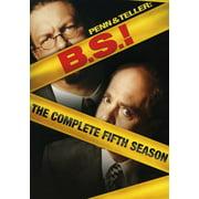 Penn & Teller B.S.!: The Complete Fifth Season (DVD)
