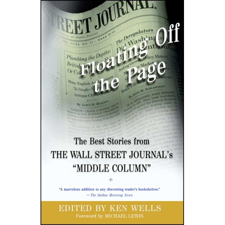 Floating Off the Page : The Best Stories from The Wall Street Journal's