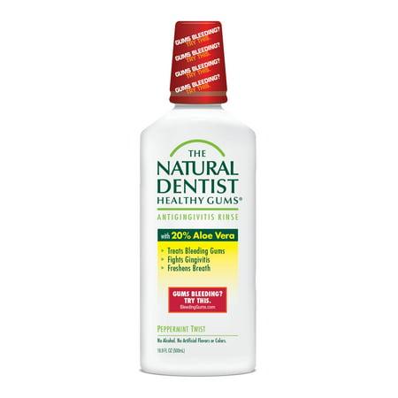 280b1f9ba3d0 The Natural Dentist Healthy Gums Antigingivitis Rinse Peppermint ...