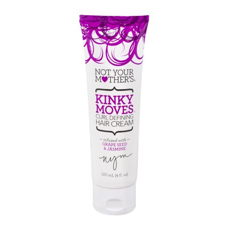 Not Your Mother's Kinky Moves Curl Defining Cream, 4.0 FL OZ