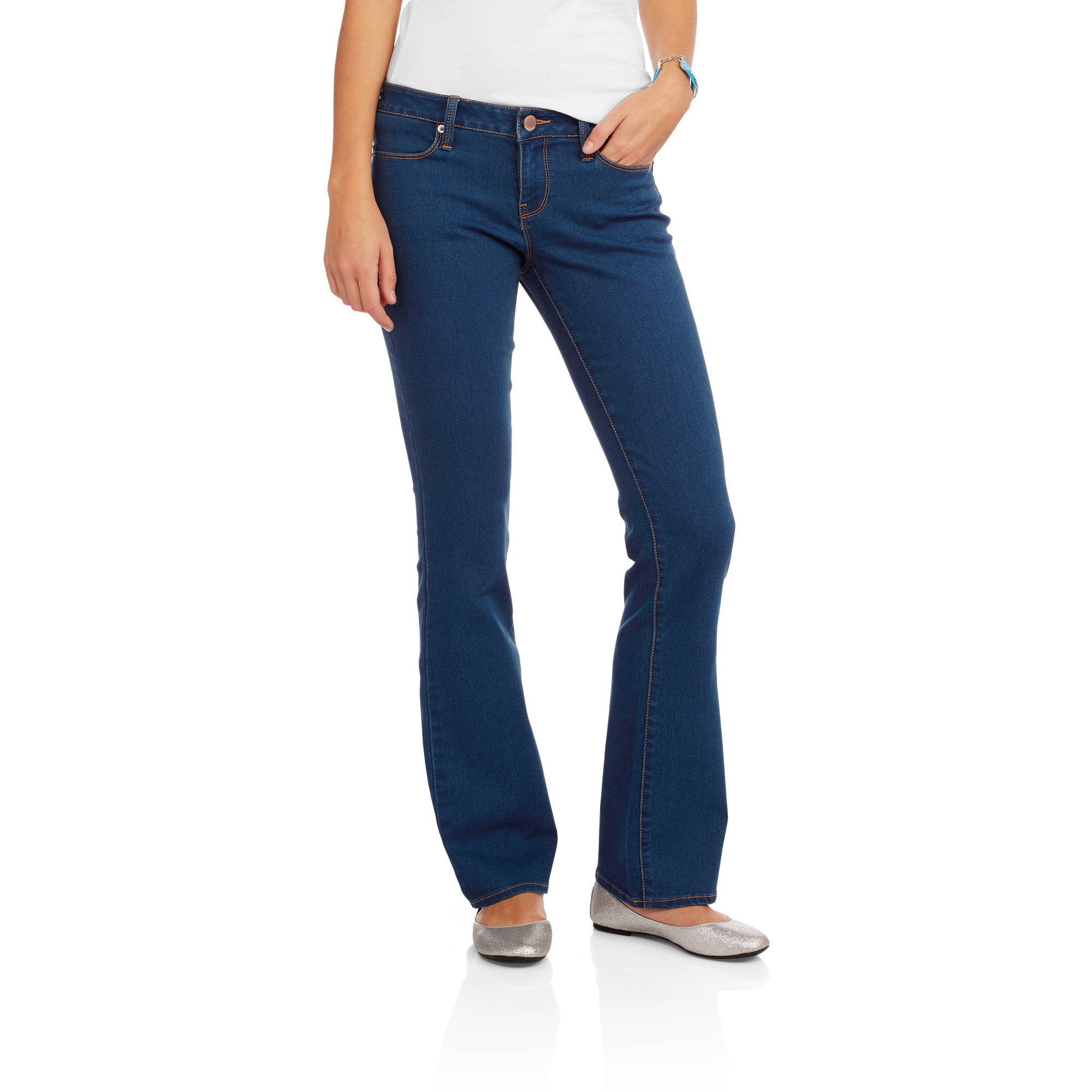 Juniors tall bootcut jeans