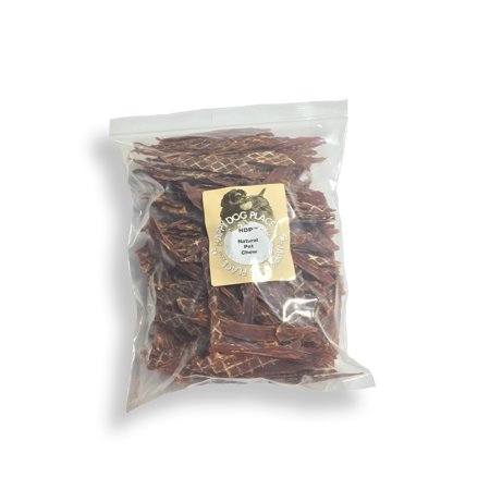 HDP Duck Jerky Strips Size:1 LB