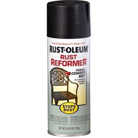 Upc 020066133801 Rust Oleum 10 5 Oz Black Flat Spray