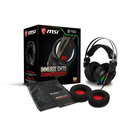 Clearchat Premium Pc (MSI IMMERSE GH70 Gaming Headset)