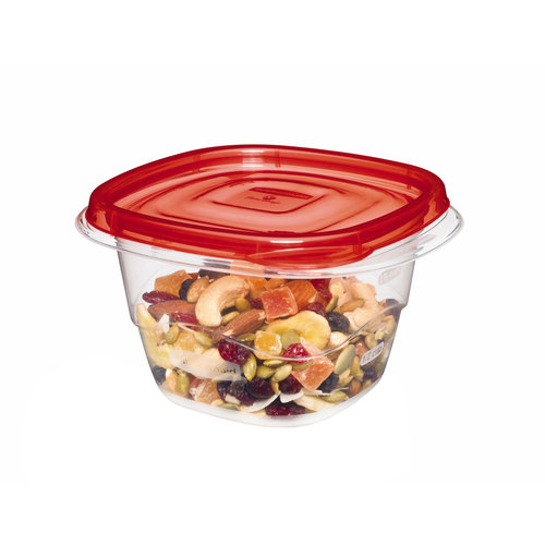 Rubbermaid TakeAlongs Mini Deep Squares Containers, 5 count