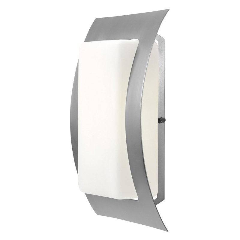 Access Lighting Eclipse C20449SATOPLEN1113BS Fluorescent Outdoor Wall Sconce by Access