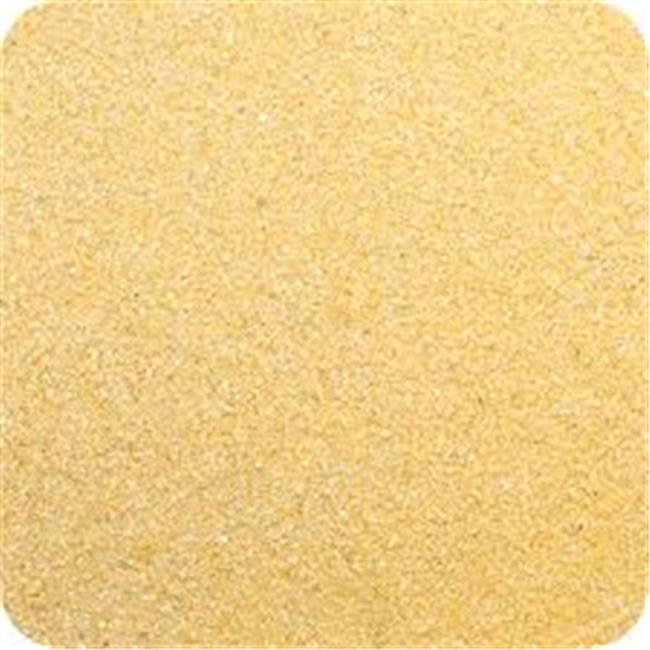 Classic Colored Sand 14 oz. Bottle - Shake & Pour Lid - Peach