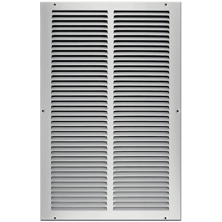 12 x 20 White Return Air Grille