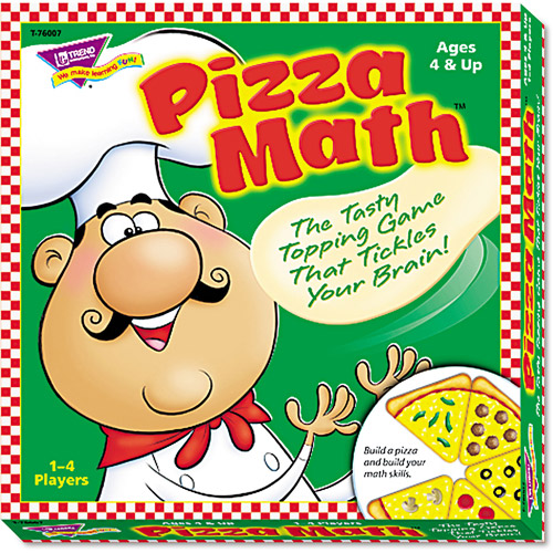 Trend Pizza Math Game