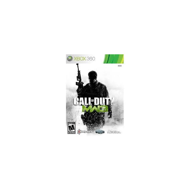 Call Of Duty Modern Warfare 3 Xbox 360 Refurbished Walmart Com Walmart Com