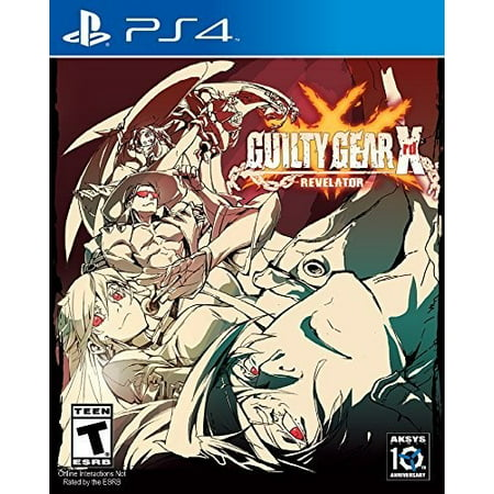 Aksys Games Guilty Gear Xrd: Revelator for PlayStation