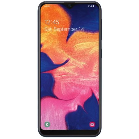 Cricket Wireless Samsung Galaxy A10e 32GB Prepaid Smartphone ()