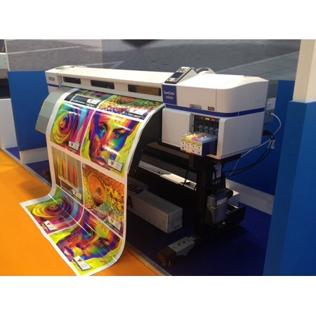 Canvas Print Ink Printer Color Inkjet Pantone Printing Machine Stretched Canvas 10 x (Water Resistant Inkjet Canvas)