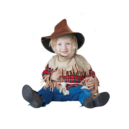 Halloween Infant Silly Scarecrow Costume (Silly Halloween Cartoons)