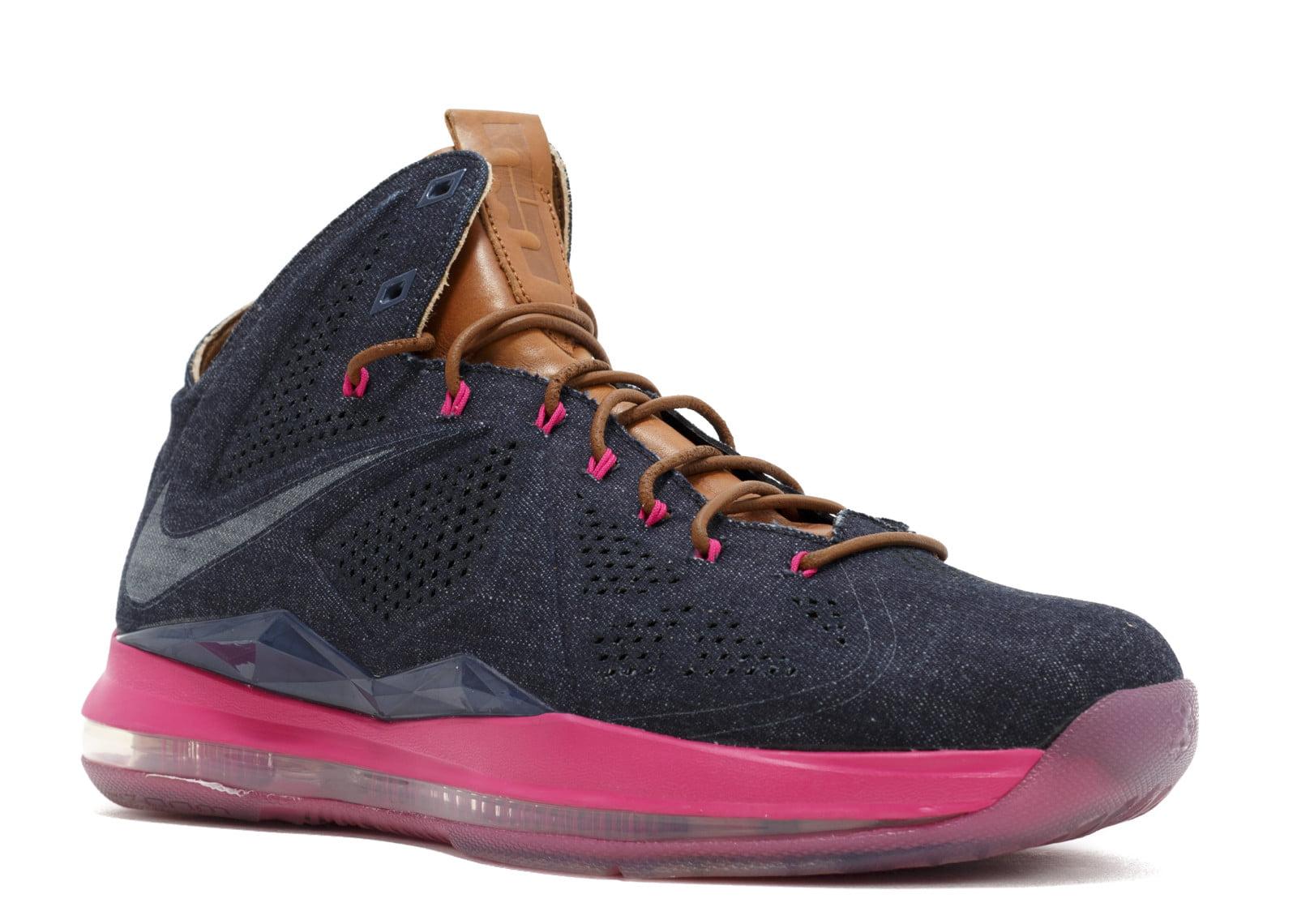 uk availability 39bdc 06845 Nike - Men - Lebron 10 Ext Denim Qs  Denim  - 597806-400 - Size 10